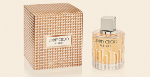 Jimmy Choo unveils new fragrance – Illicit