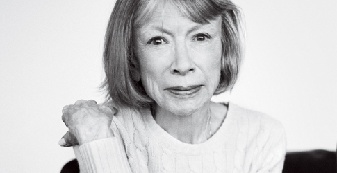 Joan Didion shares a list of her favourite books