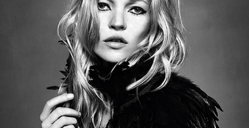 Kate Moss continues her fashion adventure with Topshop