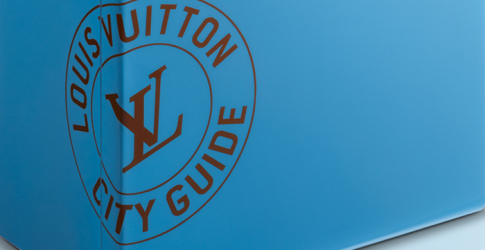 Louis Vuitton's City Guides are given a makeover for 2014