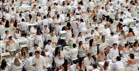 French pop-up event concept Le Diner en Blanc arrives in Dubai