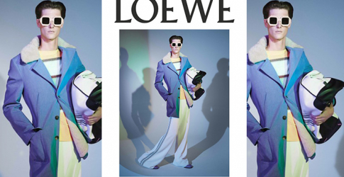 Loewe taps Steven Meisel's personal archives for its new campaign