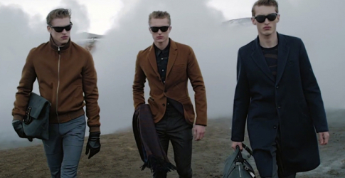 Watch now: Louis Vuitton's Menswear AW14 Lookbook