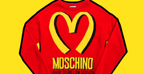 Objects of desire: Moschino AW14 by Jeremy Scott