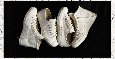 Maison Martin Margiela and Converse join forces again