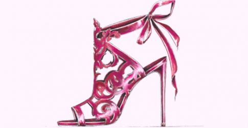 Stepping up: Marchesa to launch luxury shoe collection