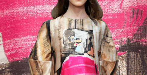 Object of desire: Marni featuring prints by artist Magnus Plessen