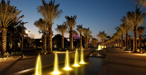 Abu Dhabi's Mushrif Central Park reopens its gates