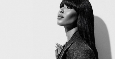 Naomi Campbell opens new pop-up store in London