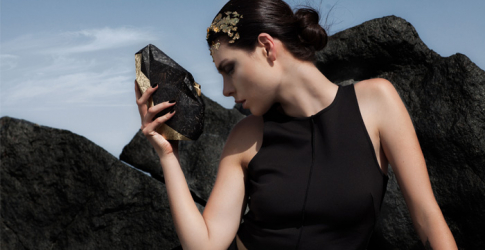 Buro 24/7 Middle East Exclusive: Nathalie Trad's AW14 campaign