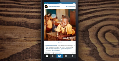 New Instagram advertisements to appear in user's feeds