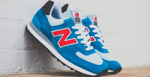 New Balance's new all-American sneaker for Spring 14