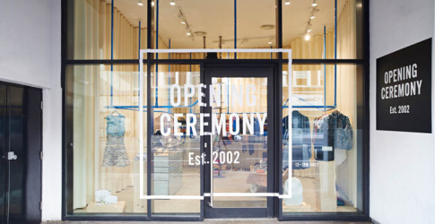 Opening Ceremony launches pop-up in London