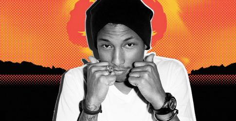 Listen now: Major Lazer and Pharrell collaborate on a new song