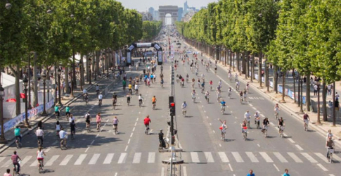 Paris announces car free day for September