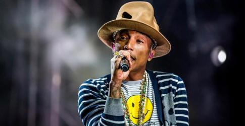Pharrell launches #MyFreedom social media campaign