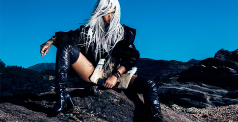 Rihanna is unrecognisable in shoot with 'Tush' magazine