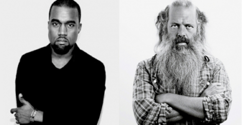 """Kanye is the most consistently great artist right now\"" – Rick Rubin"