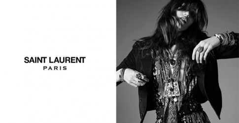 First look: Saint Laurent's new Psyche Rock collection