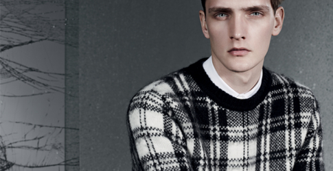Sandro Homme Autumn/Winter 14