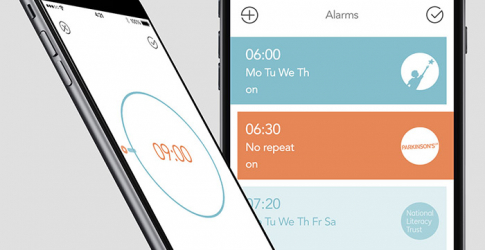 iCukoo: The charitable alarm clock app