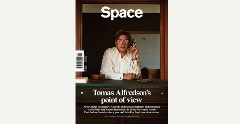 'Space' – a new design and architecture magazine – launches