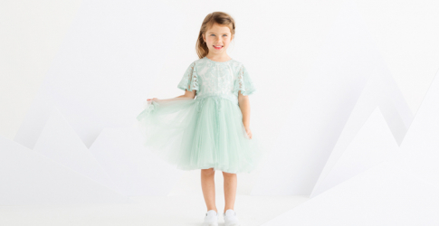 For the little ones: Tadashi Shoji introduces new kid's line