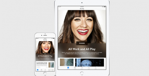 Apple WWDC15: Tim Cook announces a new 'News' app