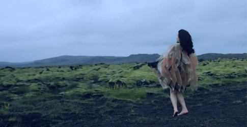 Watch now: Bjork's 10-minute video for 'Black Lake'