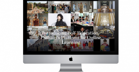 Fashion education: The Business of Fashion launches online courses for free