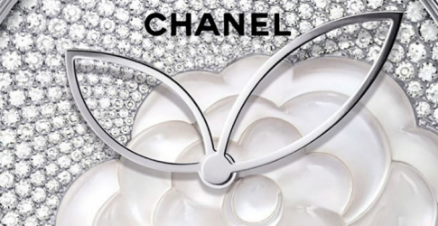 Chanel unveils new camellia jewellery watch at Baselworld 2015