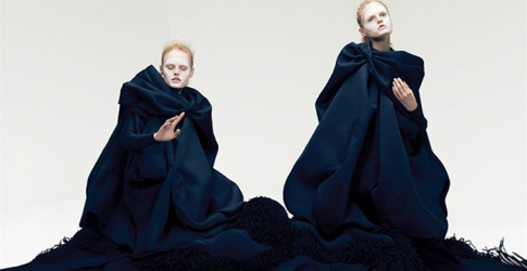 Iris van Herpen for 'A Magazine Curated By'