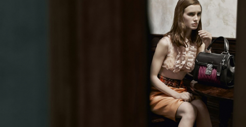 Miu Miu debuts three new SS15 campaign videos shot by Steven Meisel