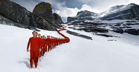 Mountaineers brave The Alps for new Mammut campaign