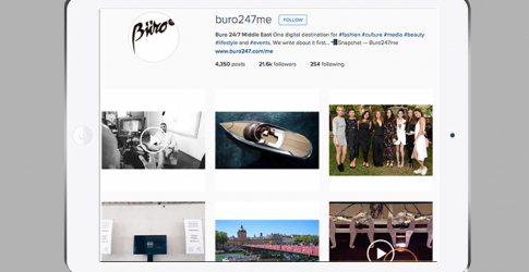 Instagram debut new website layout featuring bigger photos
