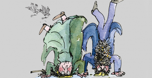 Roald Dahl's 'The Twits' to be adapted for the stage