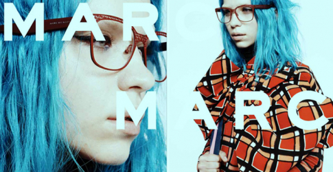 Marc by Marc Jacobs #CastMeMarc AW14 campaign