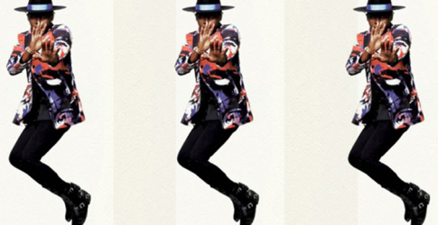 Theophilus London collaborates with Karl Lagerfeld