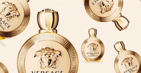 Versace unveils bold new fragrance for women