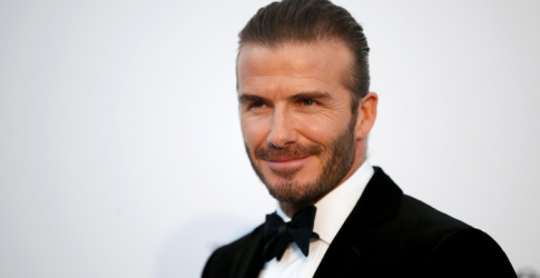 David Beckham will unveil debut grooming range in February