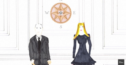 Watch now: Dior releases the charming 'Rose des Vents' short film series