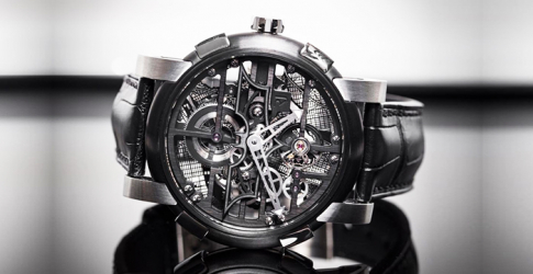 Watch out: The best timepieces from Dubai Watch Week 2017