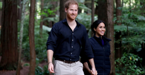 So the Duke and Duchess of Sussex want you to donate to charity instead of sending baby gifts