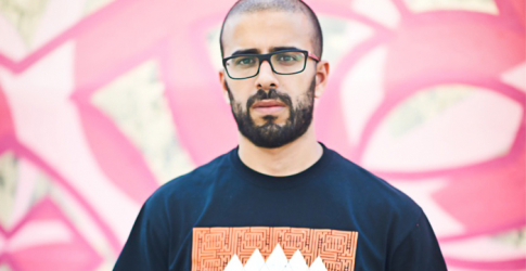 eL Seed to launch new book 'Lost Walls' at Art Dubai