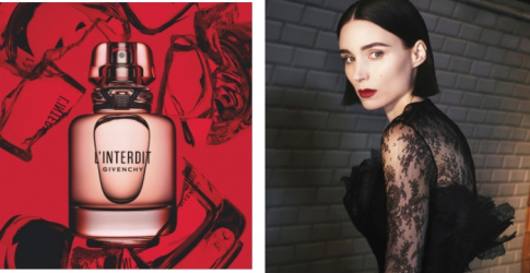 Regional exclusive: The creators of Givenchy's newest fragrance on the incredible new scent, L'Interdit Givenchy