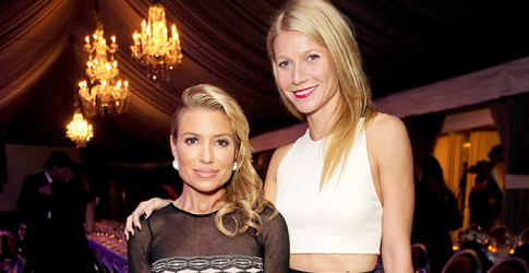 Gwyneth Paltrow launches new health food line with celebrity trainer