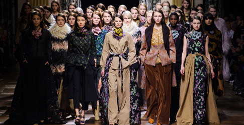 Paris Fashion Week: Dries Van Noten Autumn/Winter 15