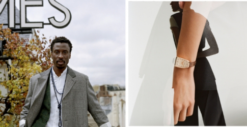 When art and design meet: Ini Archibong talks about his first women's watch collection for Hermès