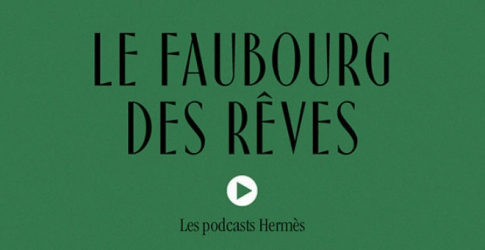 Listen up: Hermès is launching its first podcast series