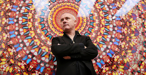 Damien Hirst to release tell-all autobiography in 2015